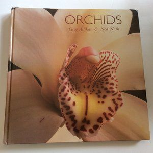 ORCHIDS BEAUTIFUL COFFE TABLE BOOK GROW YOUR OWN